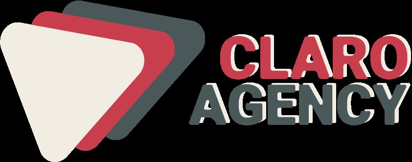 Logo Claro Agency